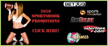 2010 Sportsbook Promotions